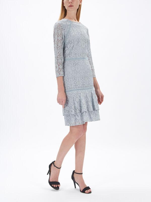 Halima Long Sleeve Day Dress
