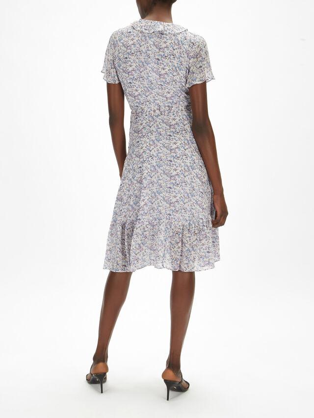 Dainty Bloom Midi Dress