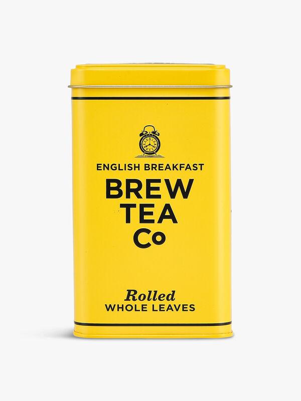 Tea Tin loose leaf English Breakfast