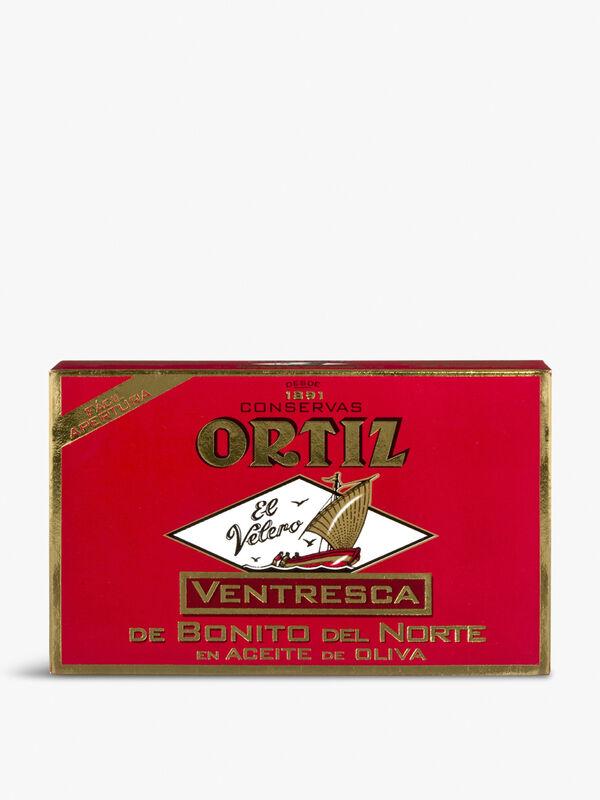 Bonito Tuna Belly in Olive Oil 110g