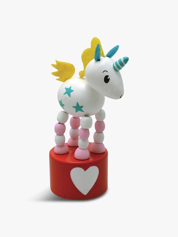 Magic Unicorn Press Up