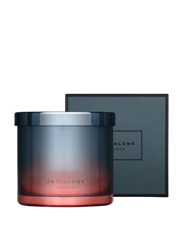 Fragrance Combining™ Layered Candle Peony & Blush Suede X Pomegranate Noir 600g