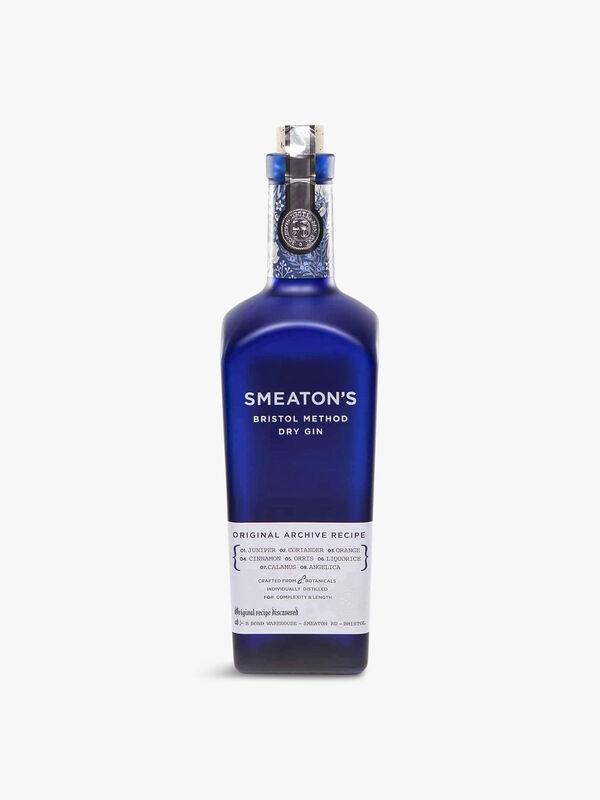 Smeaton's Bristol Method Dry Gin 70cl