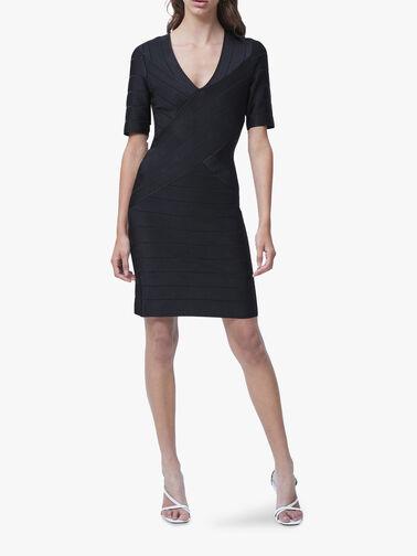 Zasha-Spotlight-V-Neck-Bodycon-Dress-71PDG