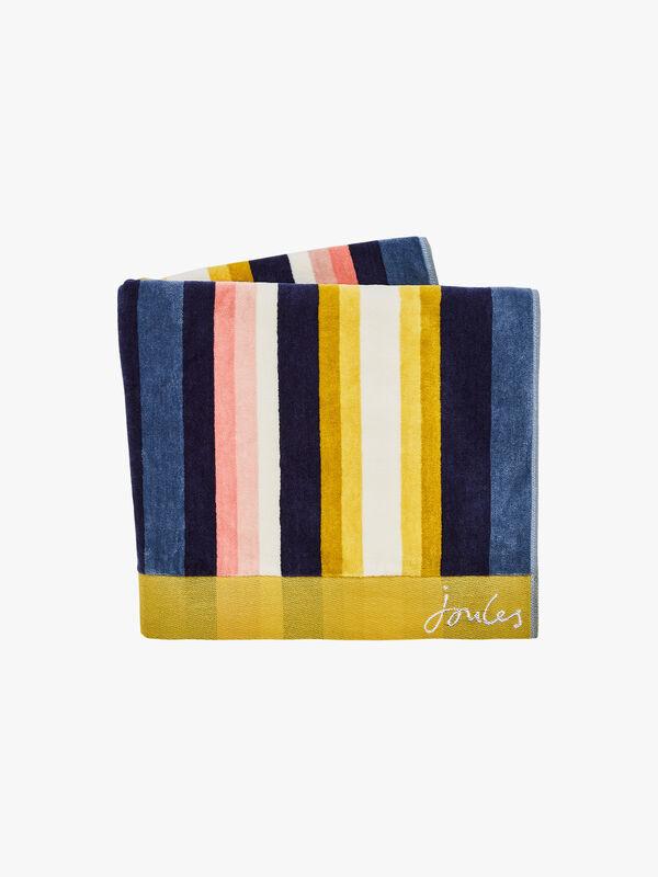 Summer Stripe Bath Towel