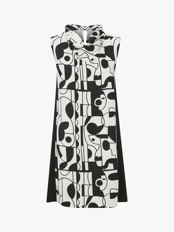 Caramba Sleeveless A Line Dress