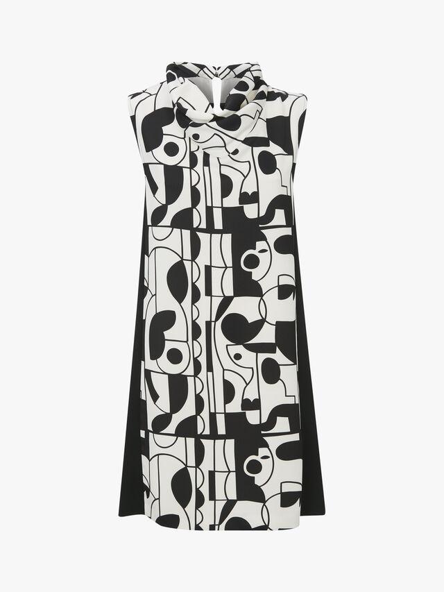 Caramba Sleeveless A Line Dress