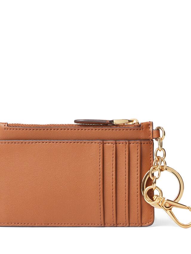Dryden Medium Zip Card Case