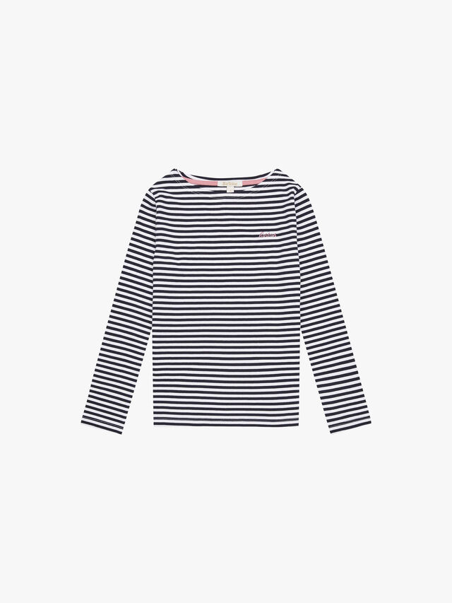 Bradley Stripe Top