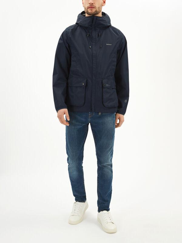 Bennett Hooded Waterproof Jacket
