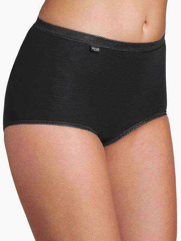 Basic+ 4 Pack Maxi Briefs