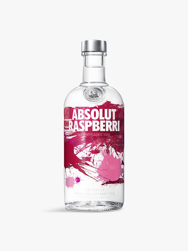 Raspberri Flavoured Vodka 70cl