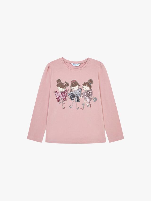 L/s Triple Doll shirt
