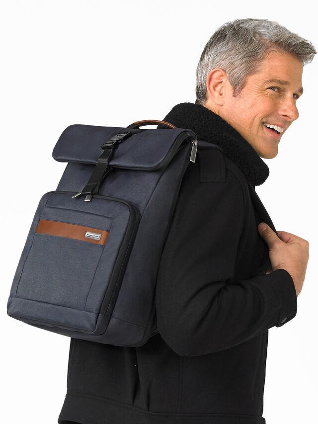 Kinzie Street 2.0 Medium Foldover Backpack