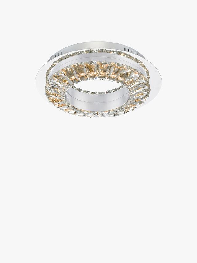 Altamura Flush Crystal LED
