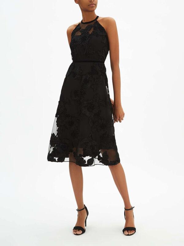 Myranda Applique Dress