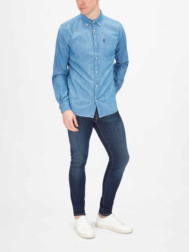 Chambrey Tailored Shirt