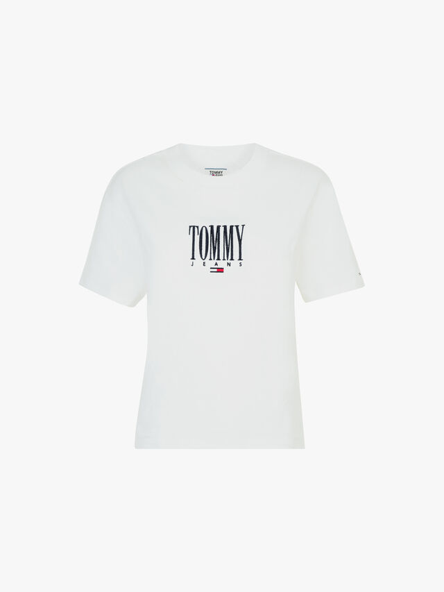 Embroidery Graphic Tee