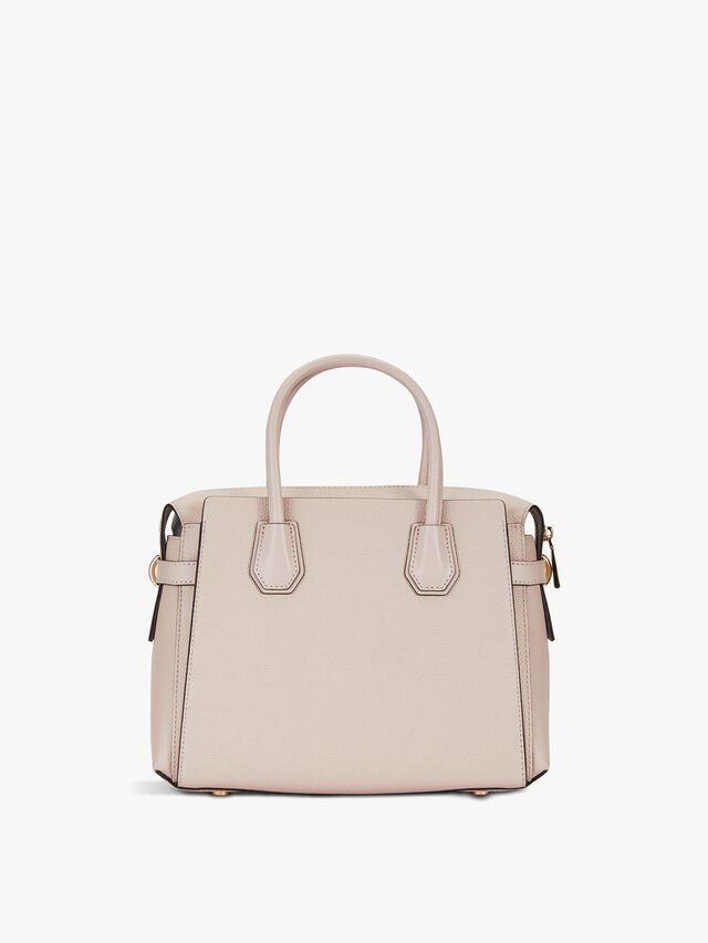 Mercer Medium Belted Satchel