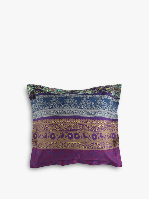 Recanati Blu Square Pillow Case