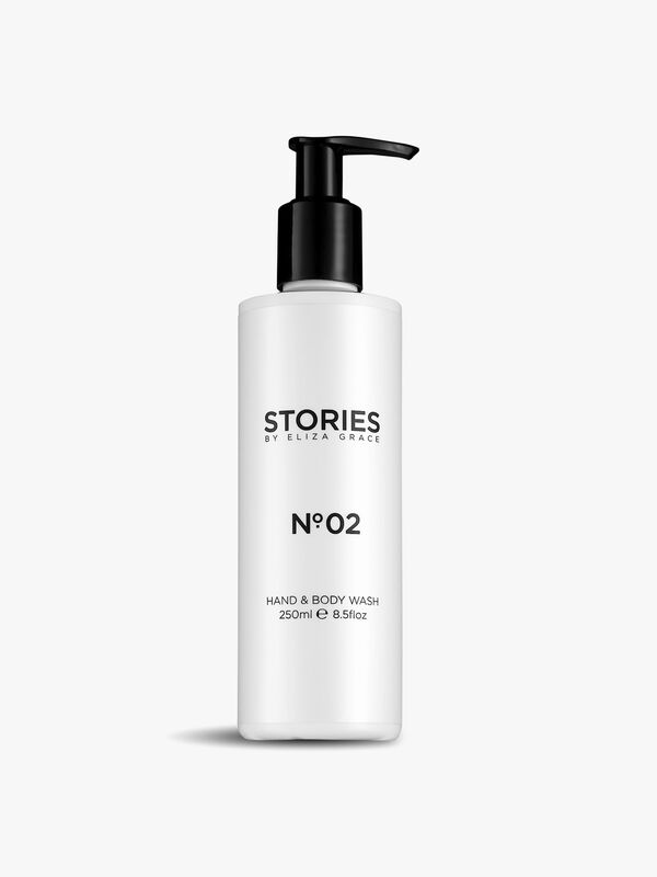 No. 02 Hand & Body Wash 250 ml