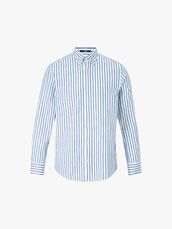 Seersucker-Stripe-Regular-Shirt-0000389130