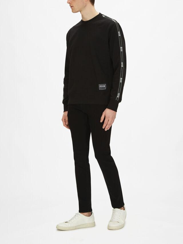 Taped Crewneck Sweatshirt