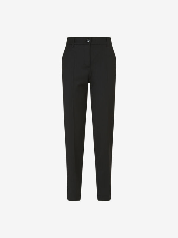 Fitted Trouser