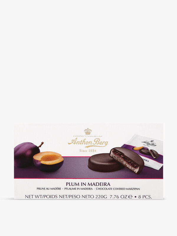 Plum and Maderia Marzipan 220g