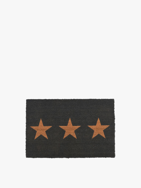 Large Door Mat 3 Stars