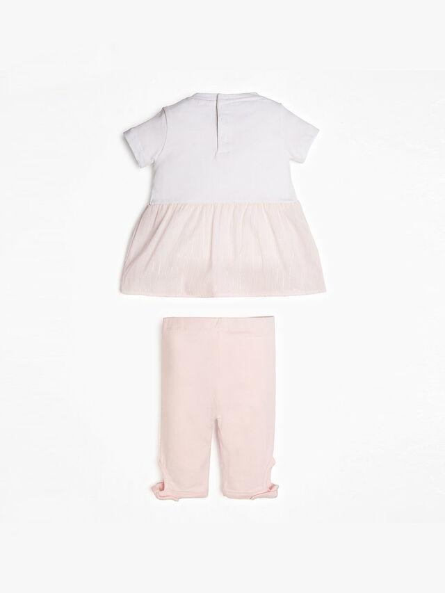 Glitter T-shirt & Leggings Set