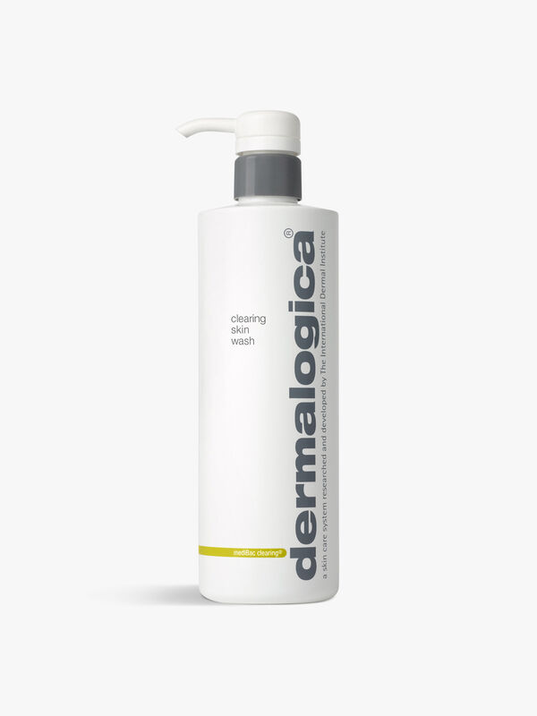 Clearing Skin Wash 500 ml