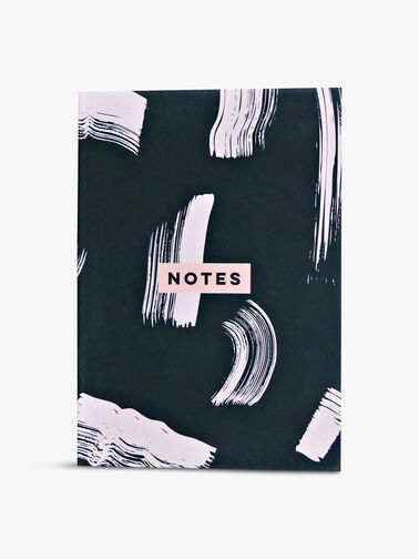 A5 Shadow Brush Notebook