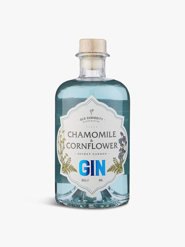 Chamomile & Cornflower Gin 50cl
