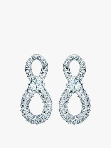 Infinity Mini Pierced Earrings