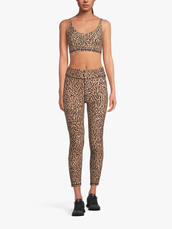 Leopard Cadice Bra Top