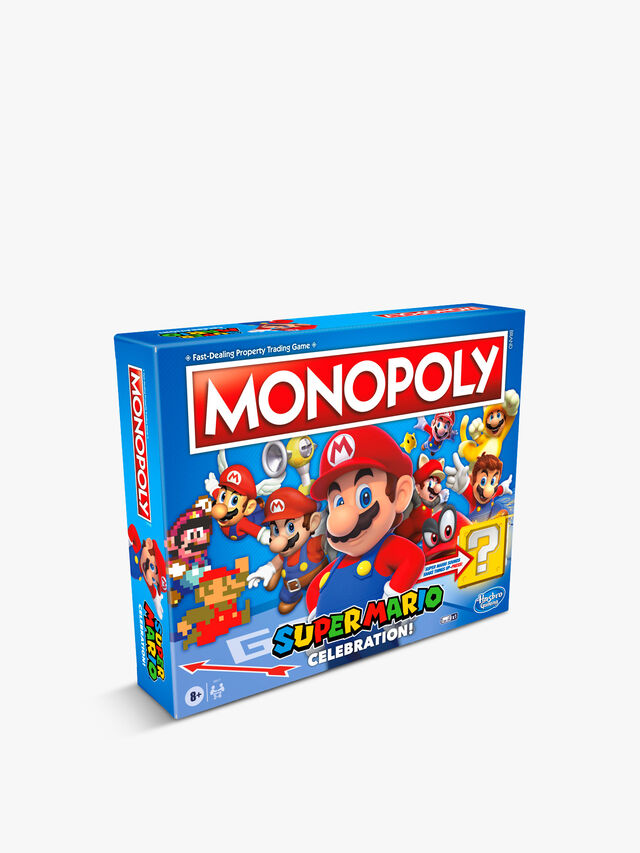 Super Mario Celebration Board Game