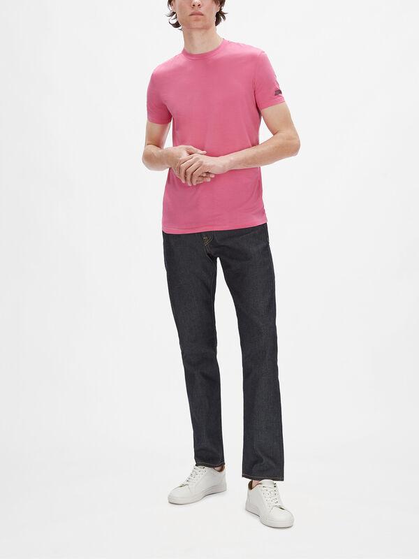 Boxed Arm Logo T-Shirt
