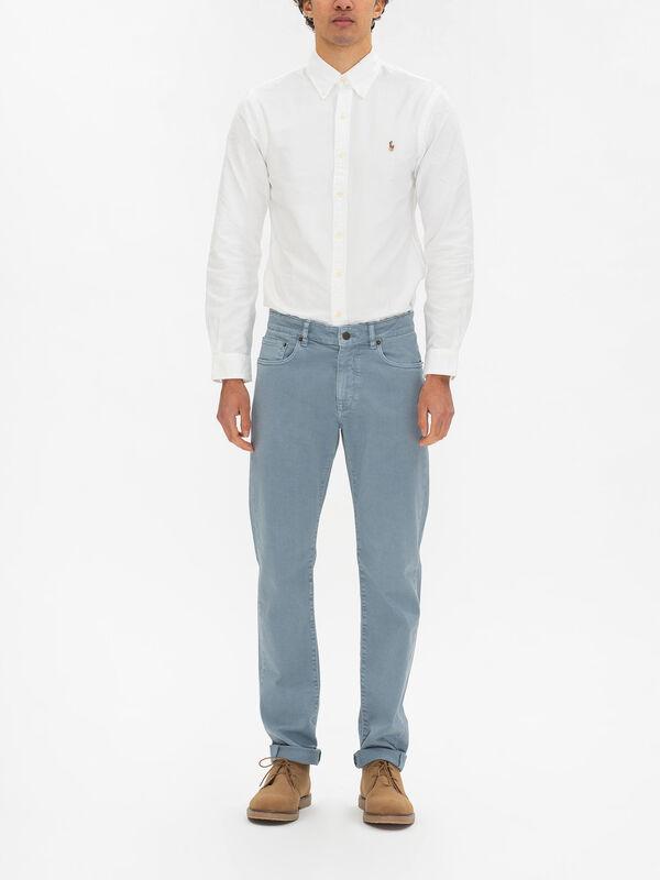 Five Pocket Trouser