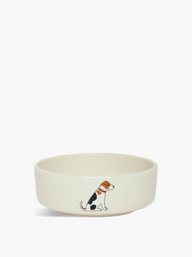 Small Jack Russell Dog Bowl