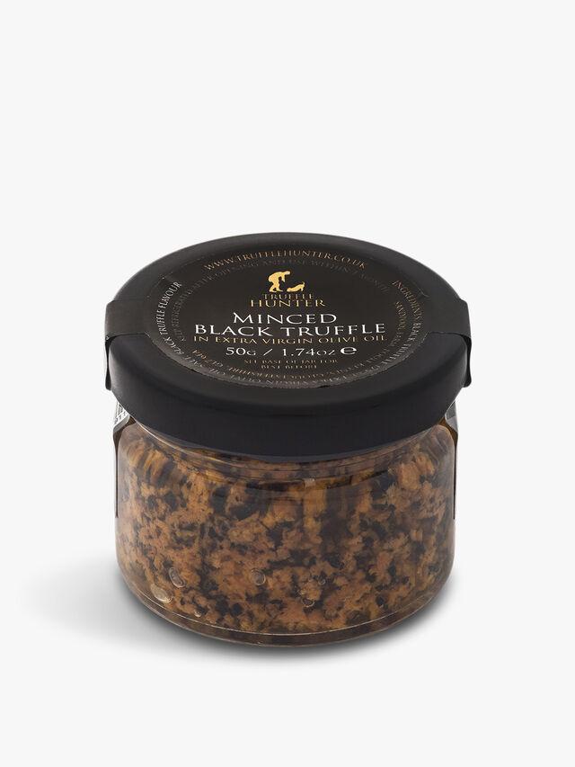 Minced Black Truffle 50g