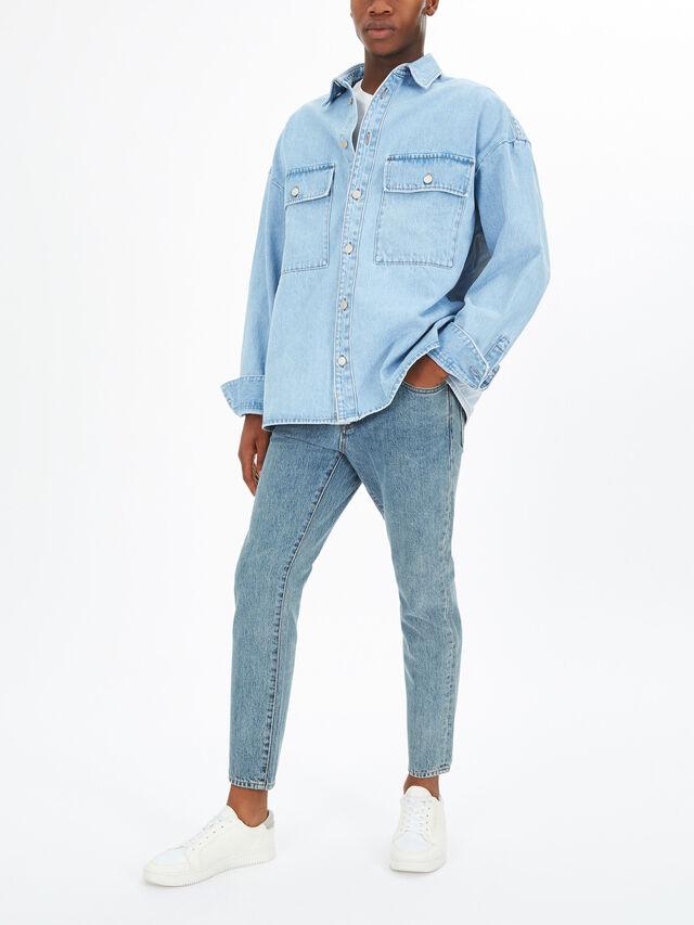 EXCLUSIVE David Slim Jeans