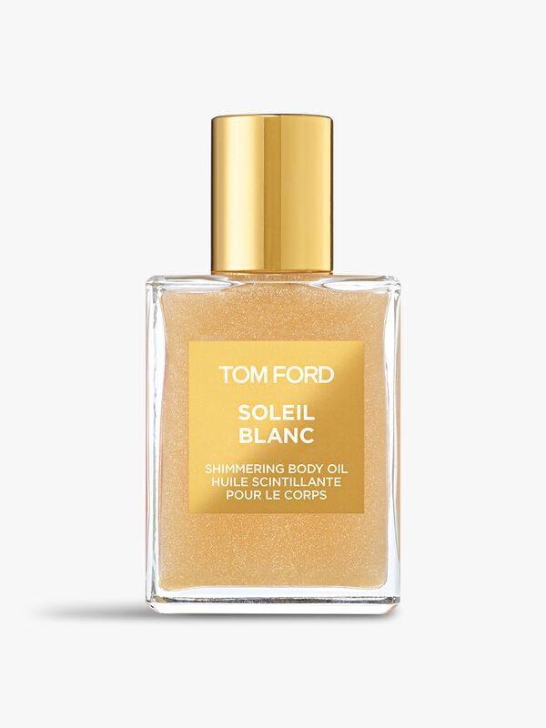 Soleil Blanc Shimmering Body Oil 45ml