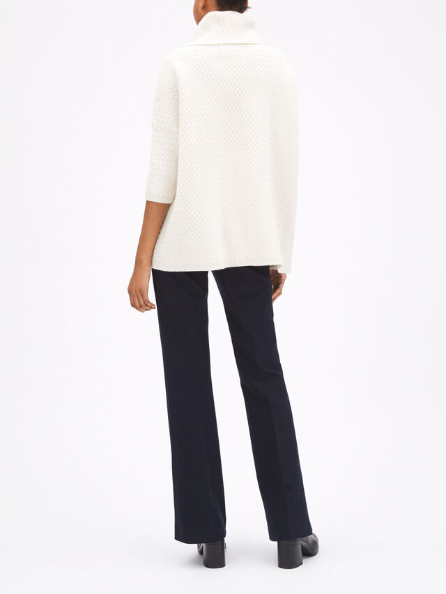 Westminister Turtle Neck Knit