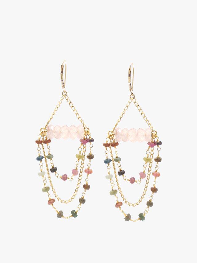 Carina Chandelier Earrings