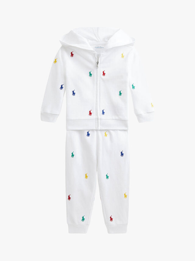 All Over Pony Tracksuit Set