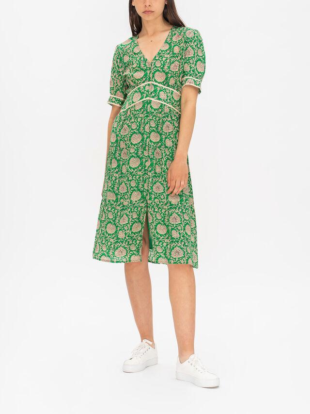 Plume Dress