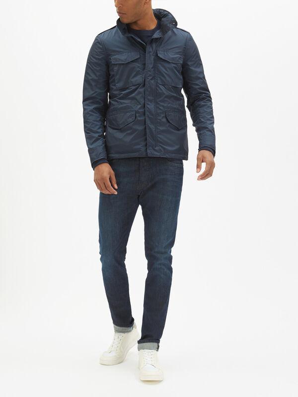 Nylon Field Jacket