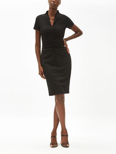 Ruched-Front-Cap-Sl-Zip-Dress-0001151899