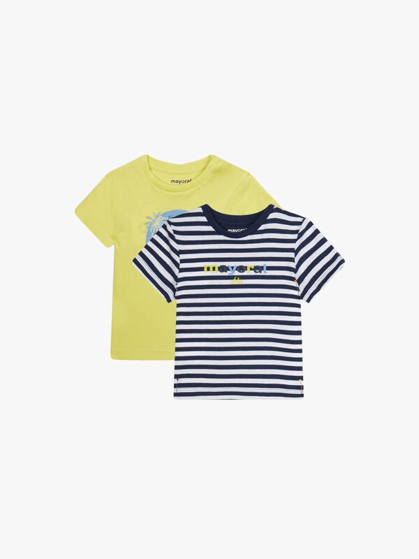 Short Sleeve Pack of 2 T-Shirts